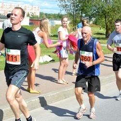 Narva Energiajooks - Jevgeni Sokolov (360), Boriss Hožailov (711), James Murphy (819)