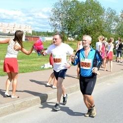 Narva Energiajooks - Aare Tinn (388), Villu Suik (680)