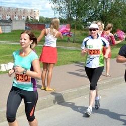 Narva Energiajooks - Ragne Hanko (119), Anneli Vellerind (727), Raili Jahtmaa (830)