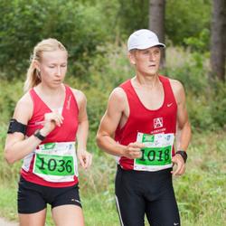 Narva Energiajooks - Taavi Tubilis (1018), Annika Rihma (1036)