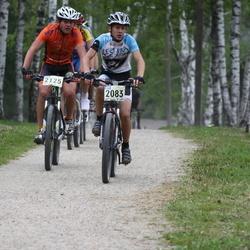 Elva Rattamaraton - Andreas Martin Reili (2083), Brayn Tölp (2125)