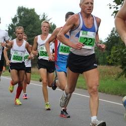 Narva Energiajooks - Ago Veilberg (22), Indrek Ilumäe (142), Janar Juhkov (1017)