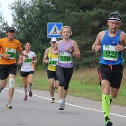 Narva Energiajooks - Anton Kaletin (19), Lauri Enn (92), Annika Vaher (138)