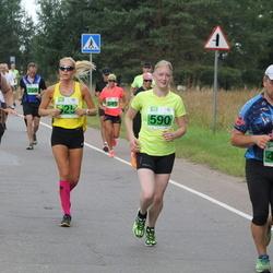 Narva Energiajooks - Viktor Pähklamäe (499), Jaana Kupp (590), Agne Väljaots (625), Aare Toomist (882)