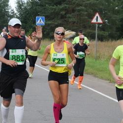 Narva Energiajooks - Jaana Kupp (590), Agne Väljaots (625), Aare Toomist (882)