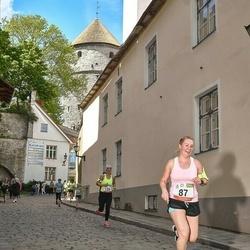 Heategevuslik Rimi Juunijooks - Aare Leisson (87), Evelin Reinhold (126)