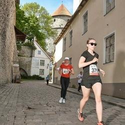 Heategevuslik Rimi Juunijooks - Kristin Nurk (379), Aali Lilleorg (411)