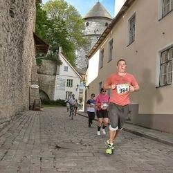 Heategevuslik Rimi Juunijooks - Andre Kuslapuu (984)