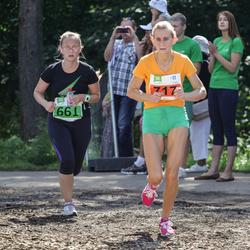 Narva Energiajooks - Anni Jatsa (661), Silja Mikk (717)