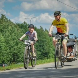 Tallinna 9. Rahvasõit - Karol Kovanen (2024), Agata Depka (2071)