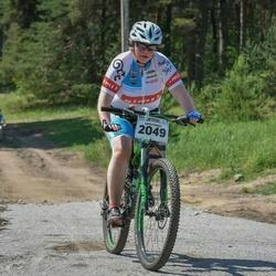 Tallinna 9. Rahvasõit - Anita Heinmaa (2049)