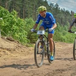 Tallinna 9. Rahvasõit - Kert Martma (13), Alar Reiska (41)
