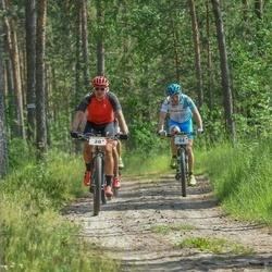 Tallinna 9. Rahvasõit - Aali Lill (28), Rene Kübar (44)