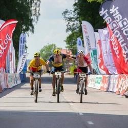 Tallinna 9. Rahvasõit - Ahti Raasuke (37), Marko Pohl (42), Toomas Elling (306)