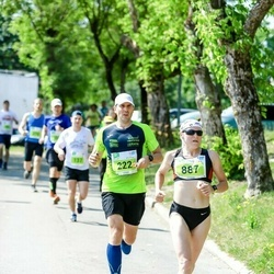 Narva Energiajooks - Ivo Kreutzvald (222), Elena Skoblina (887)