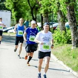 Narva Energiajooks - Margus Muld (108), Kristjan Ööpik (137)