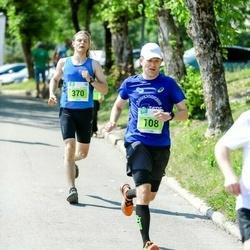 Narva Energiajooks - Margus Muld (108), Lauri Ehrenpreis (370)