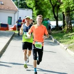 Narva Energiajooks - Jörgen Liister (121), Karre Lauring (976)