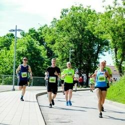 Narva Energiajooks - Artur Melkumjan (249), Helen Ainelo (494), Margus Leedo (544), Vitali Hohlov (547)
