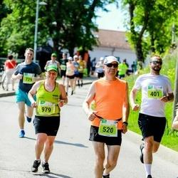 Narva Energiajooks - Andres Arendi (401), Artur Sofronov (520), Evelin Vetevood-Järvelt (979)