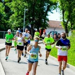 Narva Energiajooks - Silja Põder (308), Urmas Virkebau (324), Andre Kruustok (466)