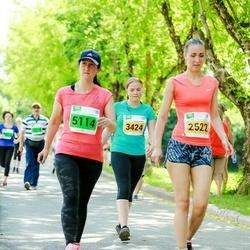 Narva Energiajooks - Anna Šutova (2522), Kristlyn Roots (3424), Tatjana Loginova (5114)