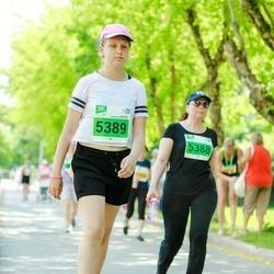 Narva Energiajooks - Anna Klimenko (5388), Anastassija Klimenko (5389)