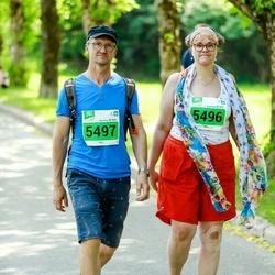 Narva Energiajooks - Agnes Liepkalns (5496), Ringo Liepkalns (5497)