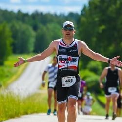 IRONMAN 70.3 Otepää - Ernests Bitenieks (495)