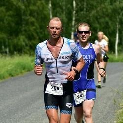 IRONMAN 70.3 Otepää - Andre Pukk (708)