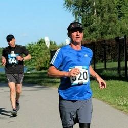 Pärnumaa Võidupüha maraton - Aleksandr Zurbi (77), Jörn Pohl-Kadakas (520)