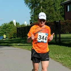 Pärnumaa Võidupüha maraton - Andre Salundi (305), Urmo Ilves (344)