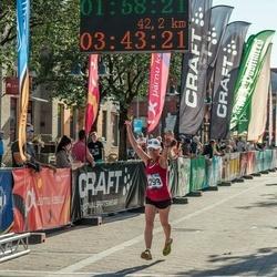 Pärnumaa Võidupüha maraton - Margit Huttunen (293)