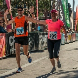 Pärnumaa Võidupüha maraton - Janno Juhkov (34), Margrit Kärp (499)