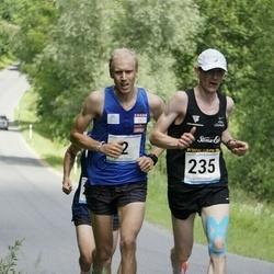 6.Suvejooks ümber Saadjärve - Jaanus Kallaste (2), Ivar Ivanov (235)