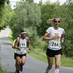 6.Suvejooks ümber Saadjärve - Aare Kutsar (11), Minna Kuslap (266)