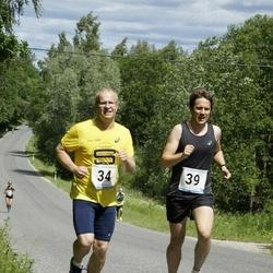 6.Suvejooks ümber Saadjärve - Sander Pihlak (34), Hektor Uustalo (39)