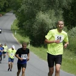 6.Suvejooks ümber Saadjärve - Kaspar Teder (58), Mart Lepasaar (110)