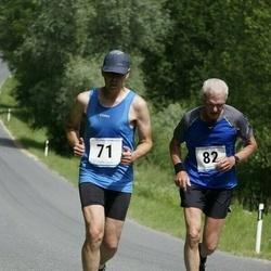 6.Suvejooks ümber Saadjärve - Rain Raun (71), Hannes Roomet (82)