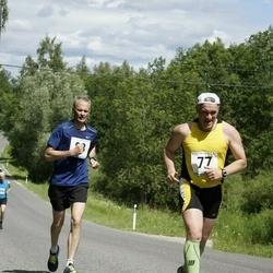 6.Suvejooks ümber Saadjärve - Einar Hillep (77), Üllar Metsküla (88)