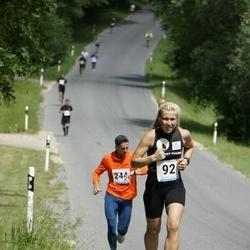 6.Suvejooks ümber Saadjärve - Margit Udikas-Susi (92), Sten Karu (244)