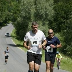 6.Suvejooks ümber Saadjärve - Avo Kirsipuu (54), Tanel Vahtra (90)