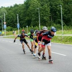 Pärnu Rulluisumaraton - Vladimir Zaviyalov (41), Anatoli Sevastjanov (43)