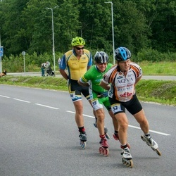 Pärnu Rulluisumaraton - Lembit Saart (52), Ain Parve (55), Ivari Kruusmann (56)