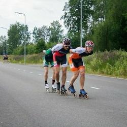 Pärnu Rulluisumaraton - Ott Telga (17), Ahti Oks (80)