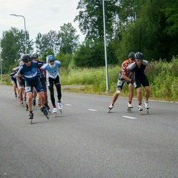 Pärnu Rulluisumaraton - Rauno Vestung (29), Toivo Tomingas (33)