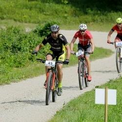 17. Rakvere Rattamaraton - Mihkel Einblau (29), Madis Sildvee (45)