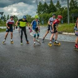 Pärnu Rulluisumaraton - Taavo Käi (53), Aarne Krõlov (68), Helen Aart (211), Merle Siimsen (217)
