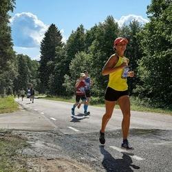 Võsu Südasuve Challenge - Kristiina Nurk (214), Aivars Zakis (316)