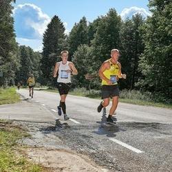 Võsu Südasuve Challenge - Ando Hermsalu (44), Tauri Tomson (326)